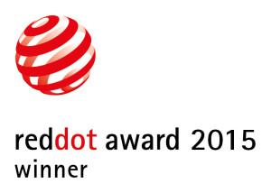 Red Dot Award 2015 für die Gestaltung unseres Markenauftritts